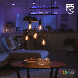 PHILIPS HUE 1xE27 G93 Vintage white