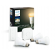 KIT  E27 White Ambiance 3x9,5W 800lm Philips HUE
