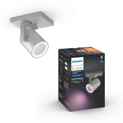 PHILIPS HUE Argenta LED White & Color
