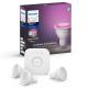 KIT White & Color GU10  3x 5,7W LED Philips HUE