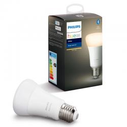 Lâmpada luz branca 1x9W E27 LED Philips HUE