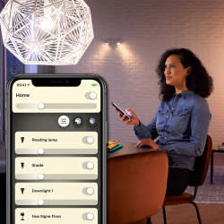 PHILIPS HUE 1xE27 + Switch White