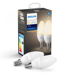 Lampada White E14 1x 5,5W Philips HUE
