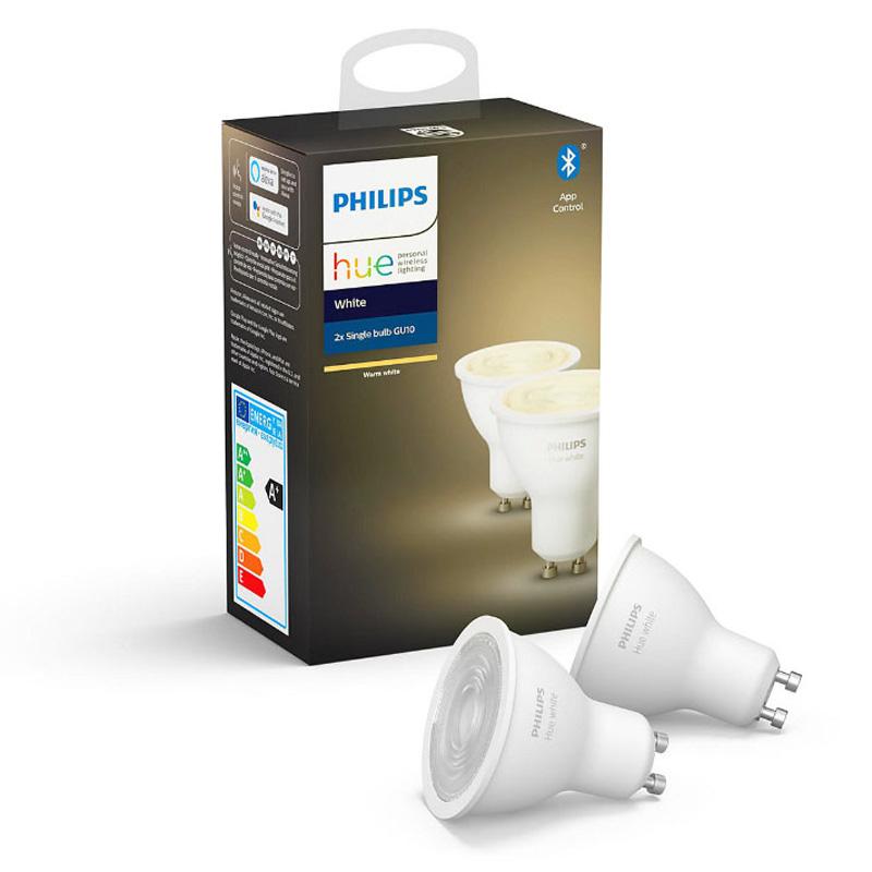 Lâmpada White ambiance Philips HUE GU10 1x 5,5W