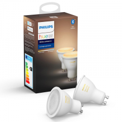 PHILIPS HUE 2xGU10 White Ambiance