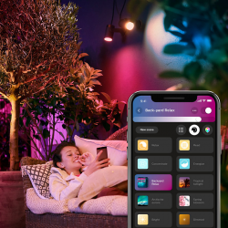 PHILIPS HUE Lily extension LED White & Color