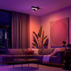PHILIPS HUE Centris 3LCross LED White & Color