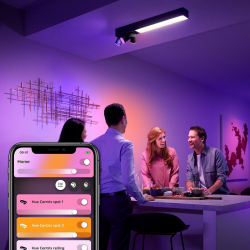 PHILIPS HUE Centris 3L LED White & Color