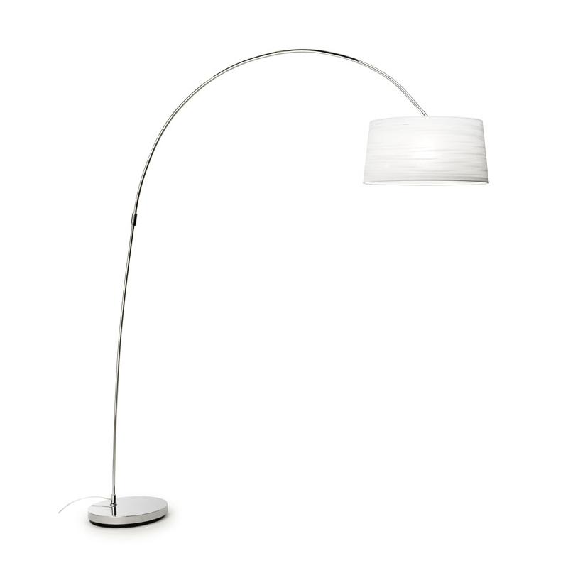 Candeeiro chão LEDS-C4 MAGMA branco