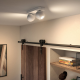PHILIPS HUE Buckram Bar/Tube 2x5.5 W LED White