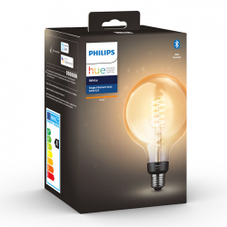 PHILIPS HUE 1xE27 G125 Vintage White