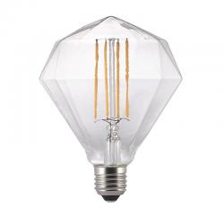 NORDLUX Avra Diamond Filamento LED E27-G100 2W Equiv.20W 2200K (Branco Quente)