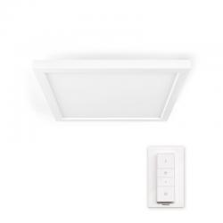PHILIPS HUE Aurelle Panel SQ 24.5W LED White