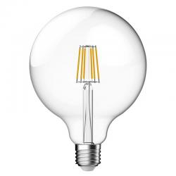 ENERGETIC Globo Filamento LED E27-G120 8.2W Equiv.75W 2700K (Branco Quente)