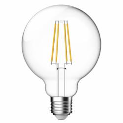 ENERGETIC Globo Filamento LED E27-G120 11W Equiv.100W 2700K (Branco Quente)