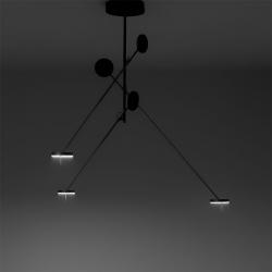 GROK Invisible triplex LED