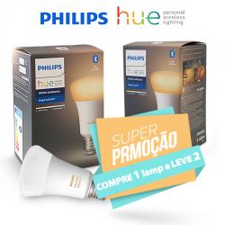 PHILIPS HUE 1xE27 White Ambiance + 1 OFERTA
