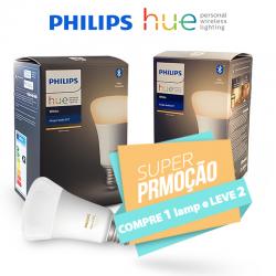 PHILIPS HUE LED 1xE27 White + 1 OFERTA