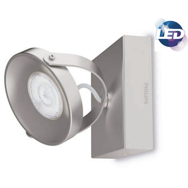 Foco parede Philips Spur LED